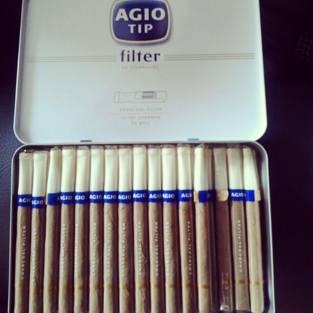 Agio Tip Filter 7