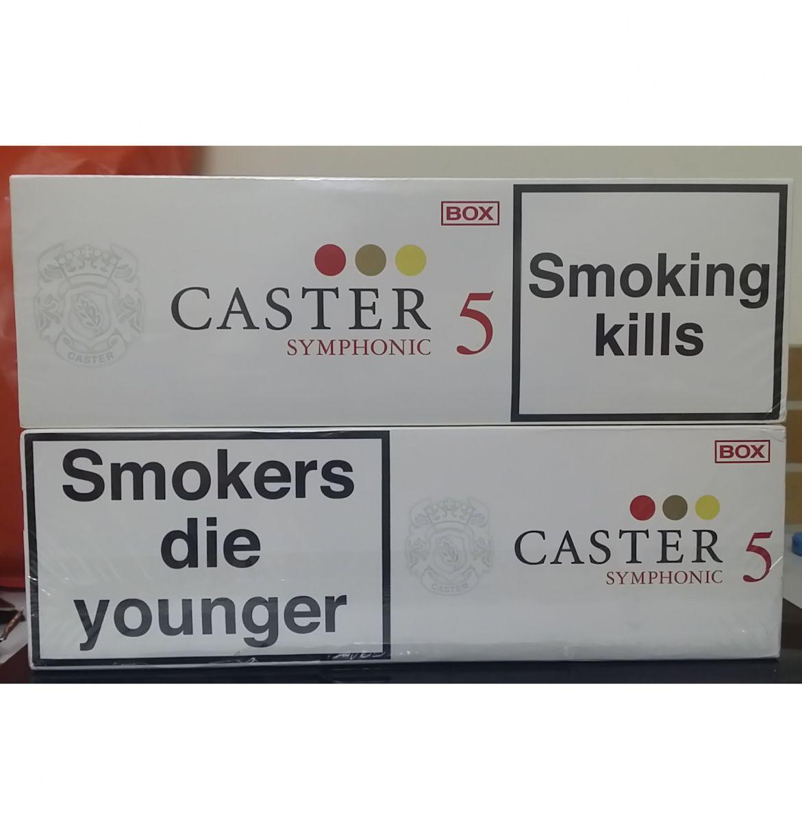 Caster 5(4)