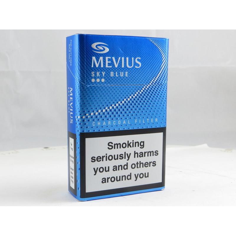 Mevius Sky Blue 1