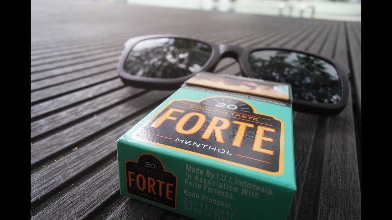 thuốc lá forte menthol,,