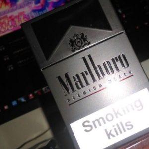 Marlboro Premium Black 3