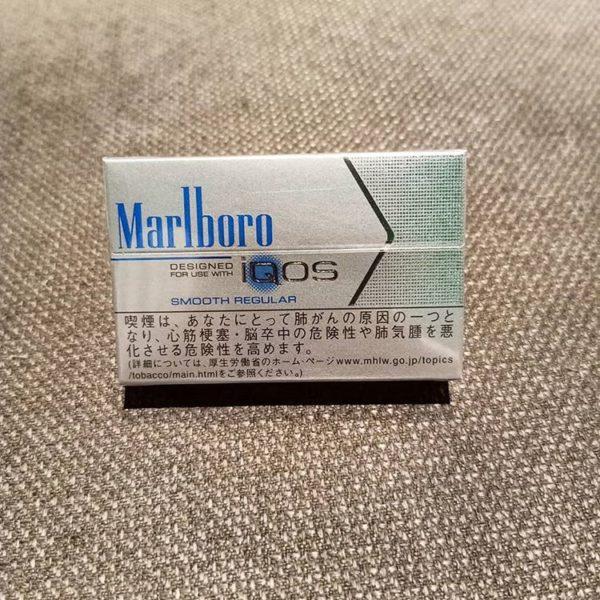 marlboro iqos smooth regular 5